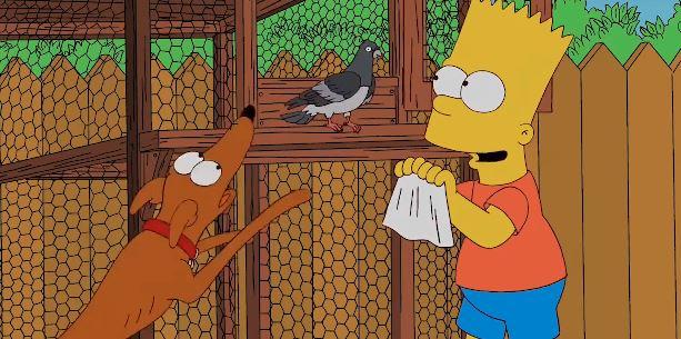 Los Simpson lo vuelven a hacer, predijeron la muerte de 'chimuelo'