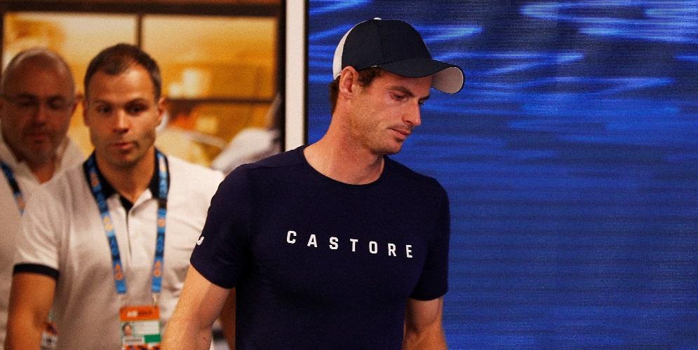 Andy Murray dejará las raquetas este año