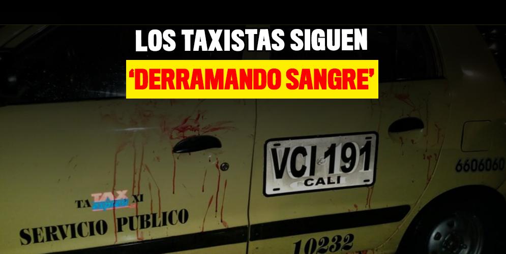 Taxista herido con cuchillo en intento de robo