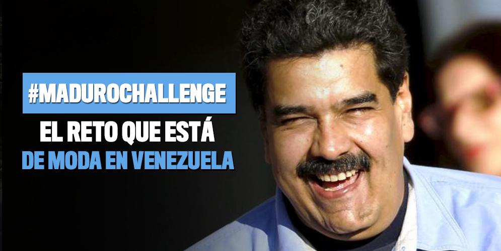 Maduro challenge: la nueva tendencia en Venezuela