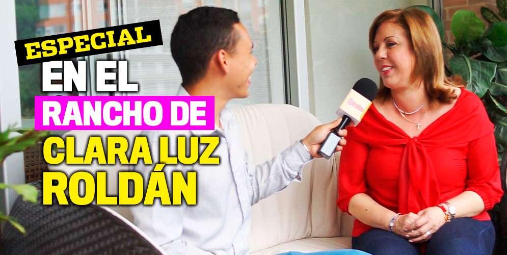 Revelamos los secretos más íntimos de Clara Luz Roldán
