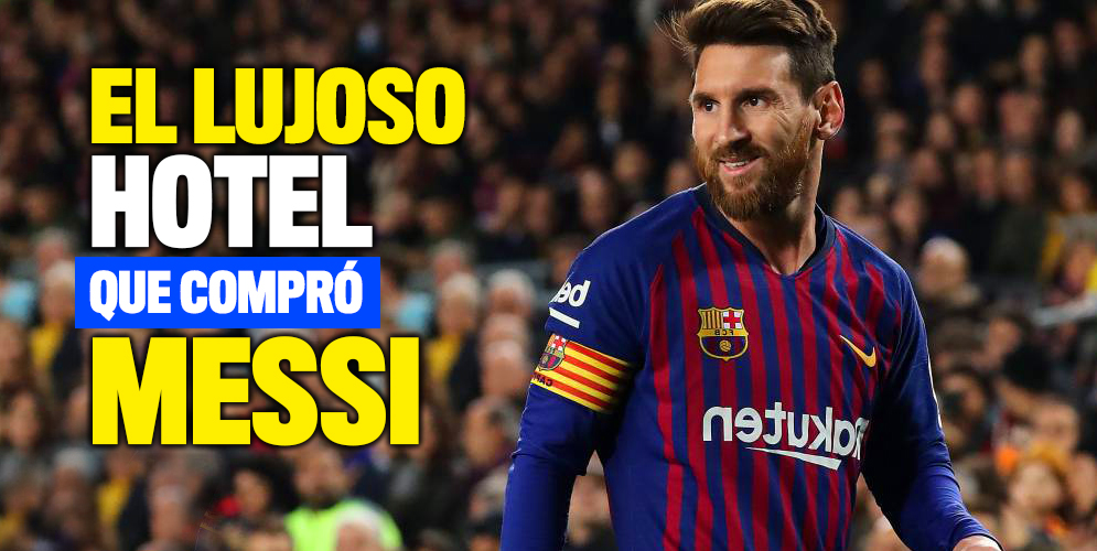La nueva joya de Lionel Messi