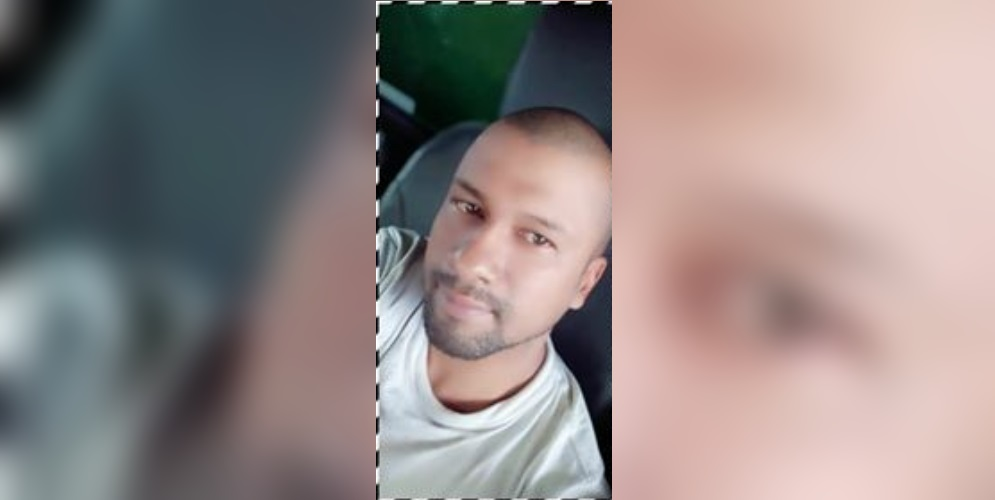 Desde el 13 de Abril no se sabe del paradero de Nelson Bedoya
