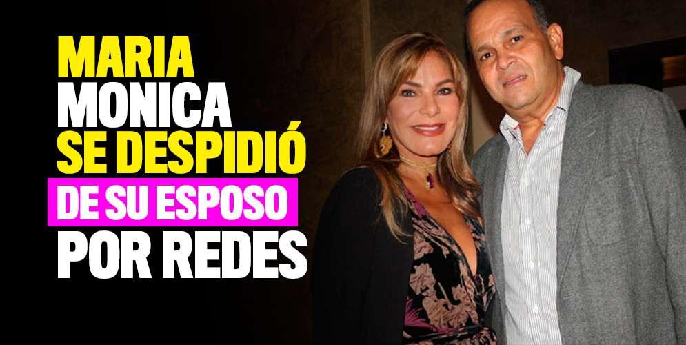 María Mónica Urbina y una sentida dedicatoria a su esposo, asesinado en Brasil
