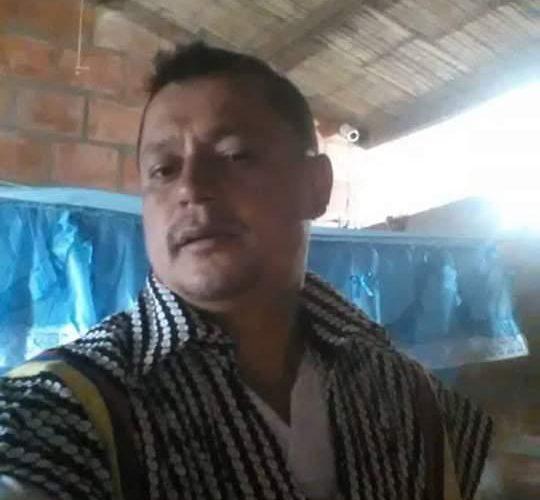 ¡Mataron a otro líder social en Caloto!