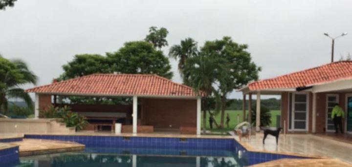 Así era el rancho de 'El piloto de la mafia', colombiano condenado en EE.UU.