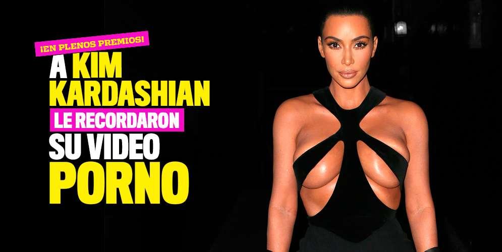 Video erotico de kim kardashian