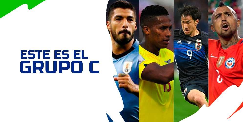 Uruguay por otro 'Maracanazo' y Chile por el tricampeonato en el Grupo C
