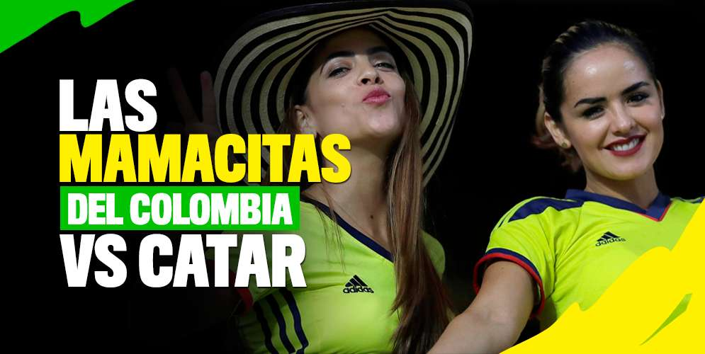 Mamacitas colombianas
