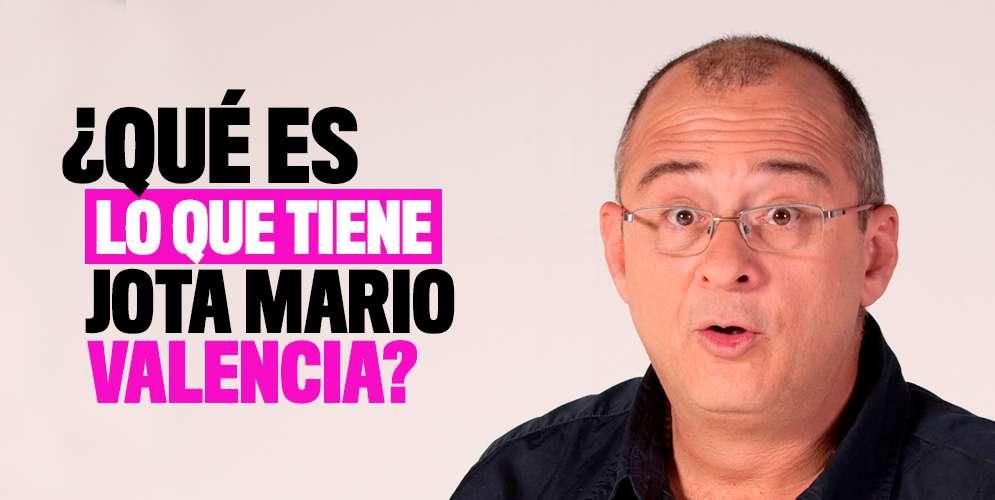 Entregaron el primer parte médico oficial de Jota Mario Valencia