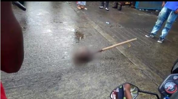 Encontraron una cabeza decapitada en Buenaventura