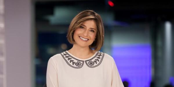 Atracaron a María Lucía Fernández, presentadora de Noticias Caracol