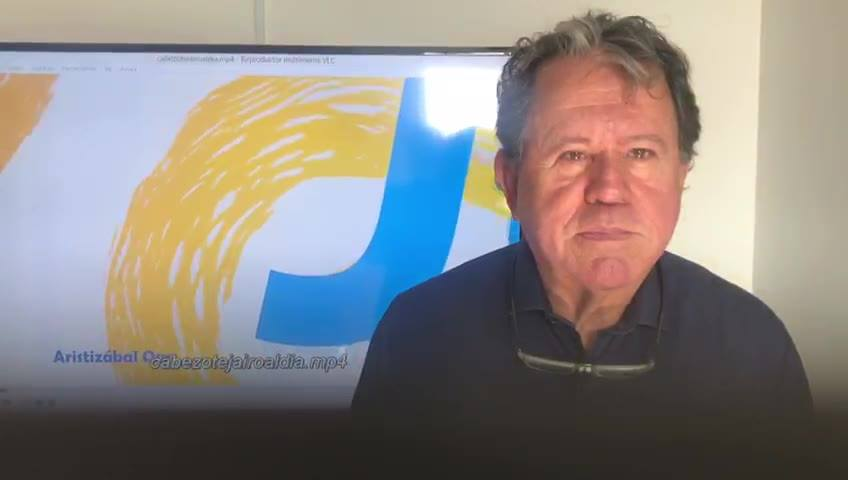 Así narra hoy Jairo Aristizábal Ossa, uno de los grandes narradores de Colombia