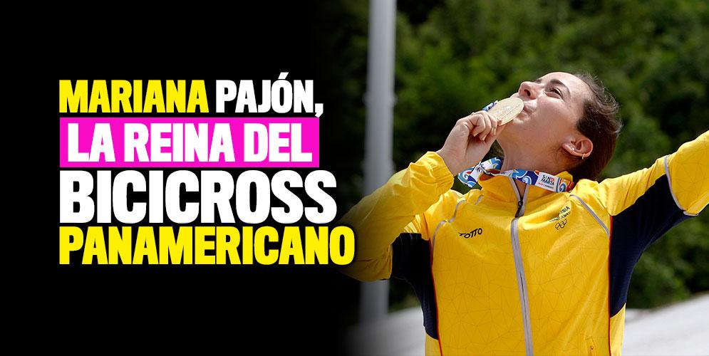 Marina Pajón se cuelga el oro en los Panamericanos de Lima 2019