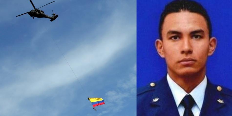 Mostraron el último chat de uno de los militares muertos en Medellín