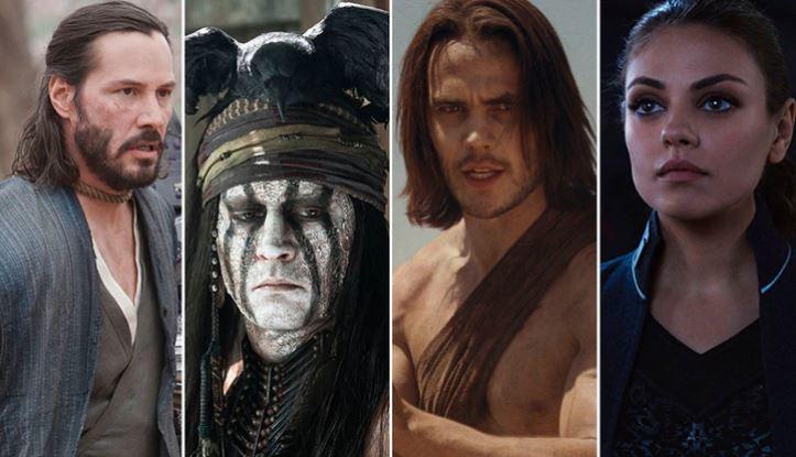 ¡Los 10 fracasos millonarios en la historia del cine!