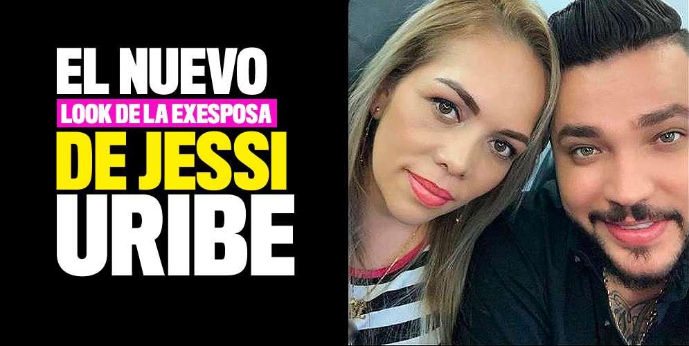 El nuevo look de la exesposa de Jessi Uribe