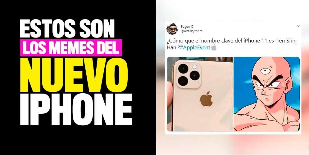 Los memes de los nuevos 'juguetes' de ultima tecnológica que estrenó Apple