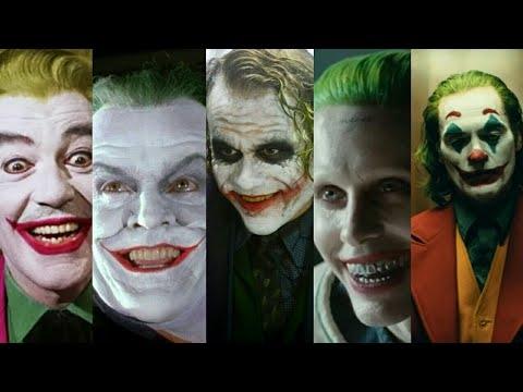 VIDEO: Historia de los grandes 'Joker' del cine y la te...