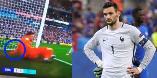VIDEO: La terrible fractura de Hugo Lloris sacudió al mundo del fútbol