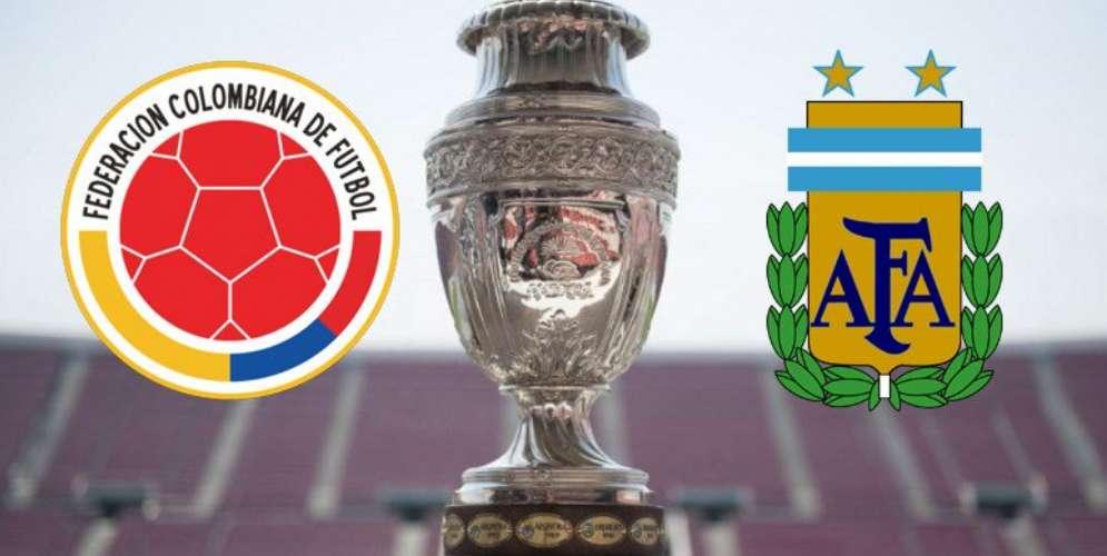 ¡OFICIAL! El logo de la Copa América 2020 Argentina-Colombia