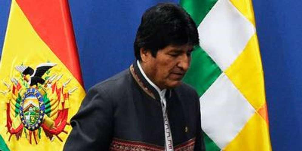¡Última hora!: Evo Morales renunció a la presidencia de Bolivia