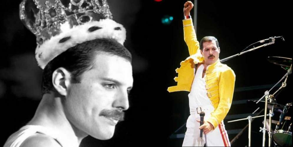Hace 28 años se apagó la voz de Freddie Mercury