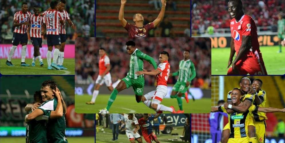 Los 10 equipos del fútbol colombiano que más plata ganaron en 2018