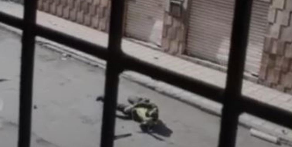 Video: Triste ataque a un Policía  en Cali durante el paro