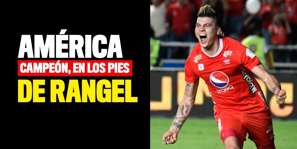 VIDEO: América, campeón en los pies de Rangel