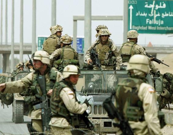 Confirman que soldados de EE. UU. resultaron heridos en ataque en Irak