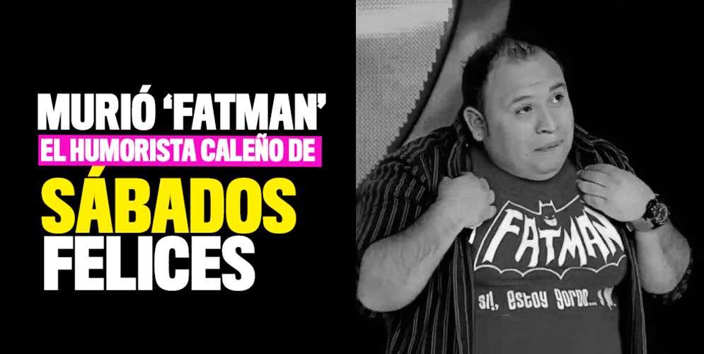 El humorista Leo Vargas falleció mientras veía un partido de fútbol