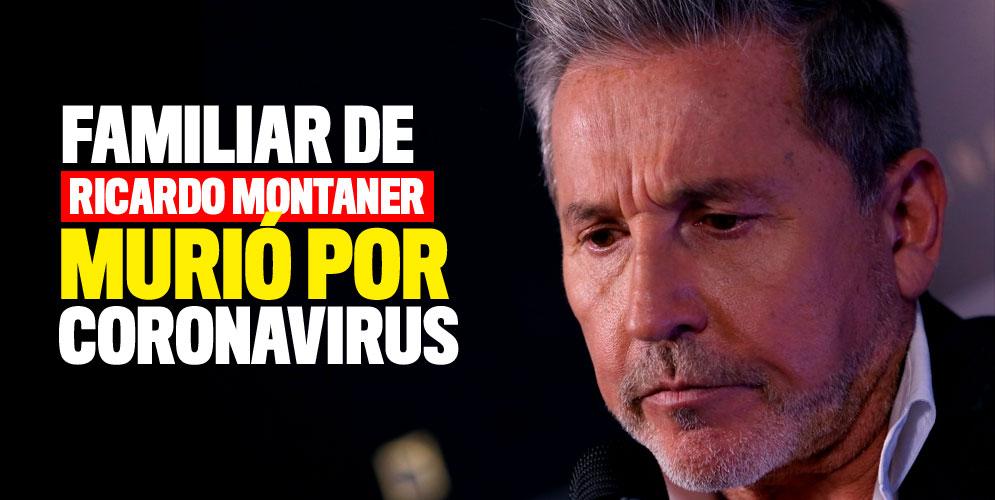 Familiar de Ricardo Montaner murió por coronavirus