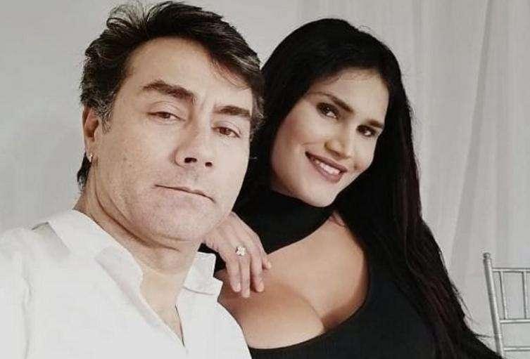 Esposa de Mauro Urquijo
