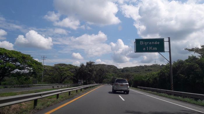 vías del Valle del Cauca