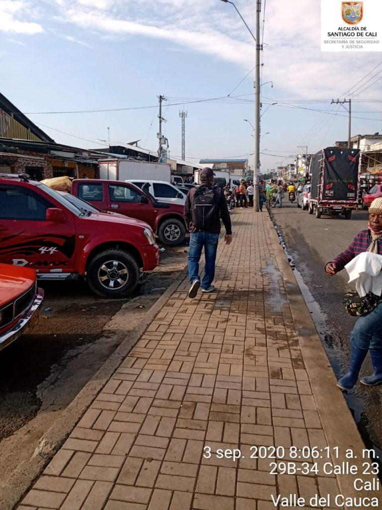 Autoridades le madrugaron al despelote de Santa Elena tras fuertes denuncias
