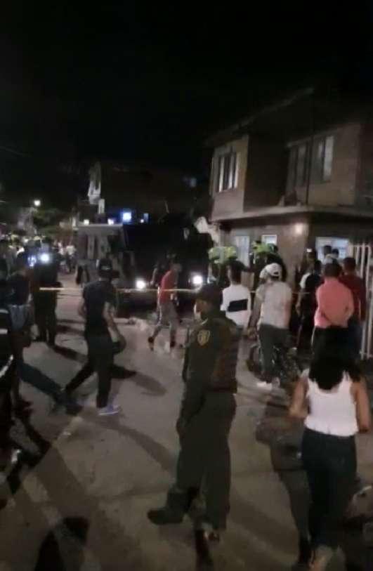 Un hombre mató a su hija en el barrio El Rodeo