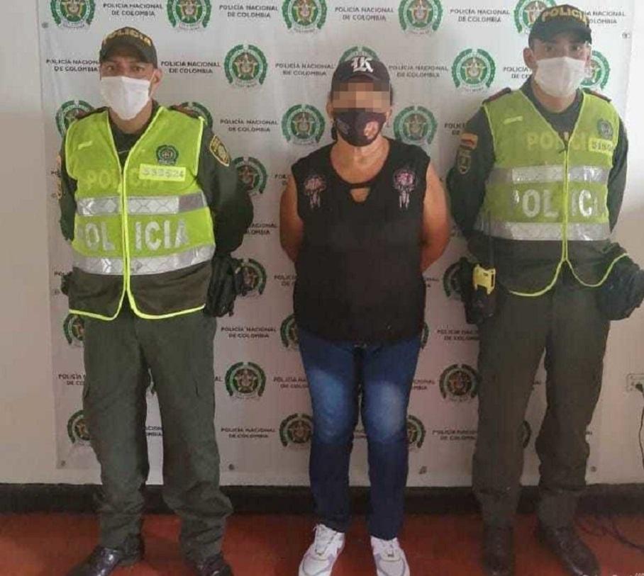 Suegra fue capturada por maltratar a su nuera en Buga