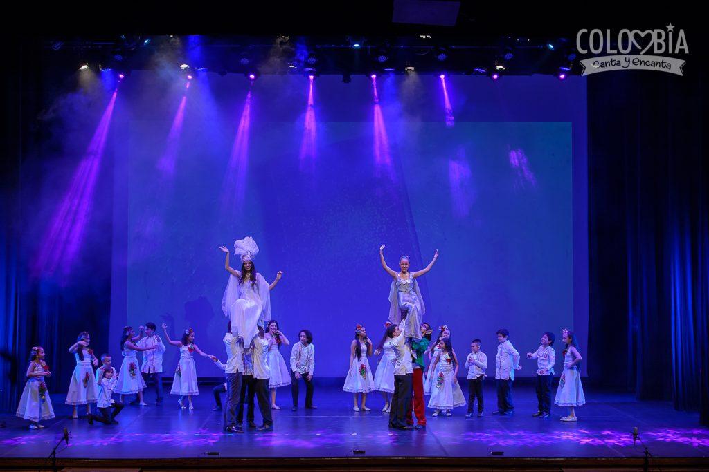 ¡Concierto virtual! Colombia Canta y Encanta celebrará el  inicio de la Navidad