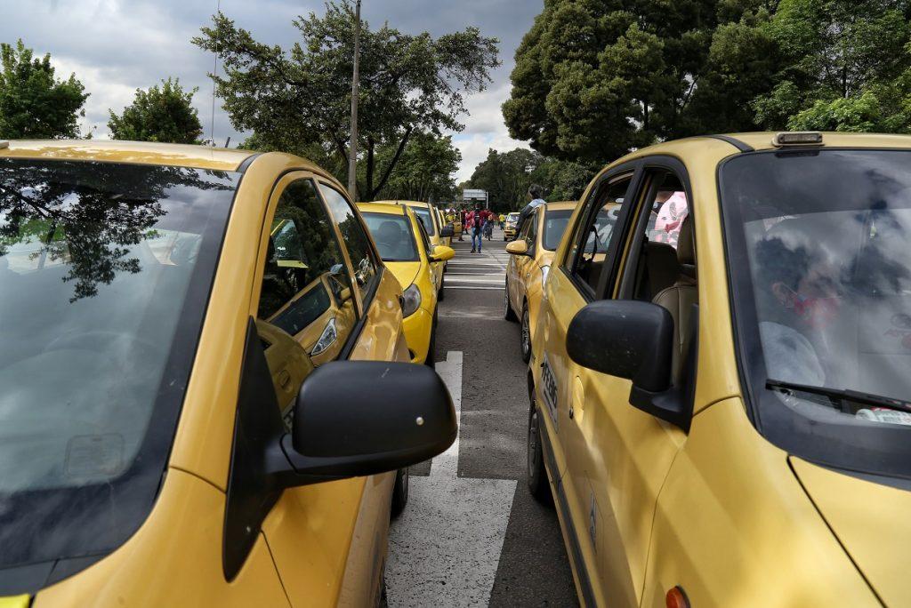 Sistema de cupos de taxis sería eliminado en 2021