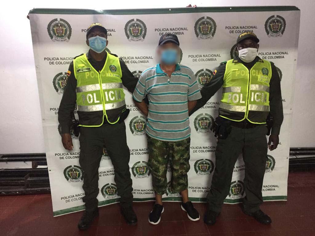 capturado en Andalucía