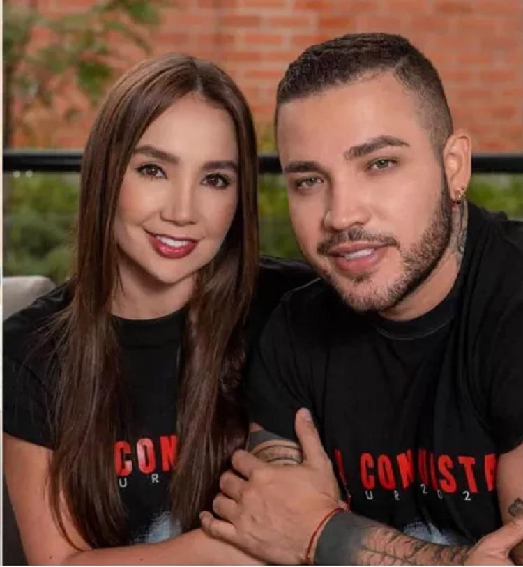 ¡Saque sus cuentas! Jessi Uribe y Paola Jara cumplieron un año juntos