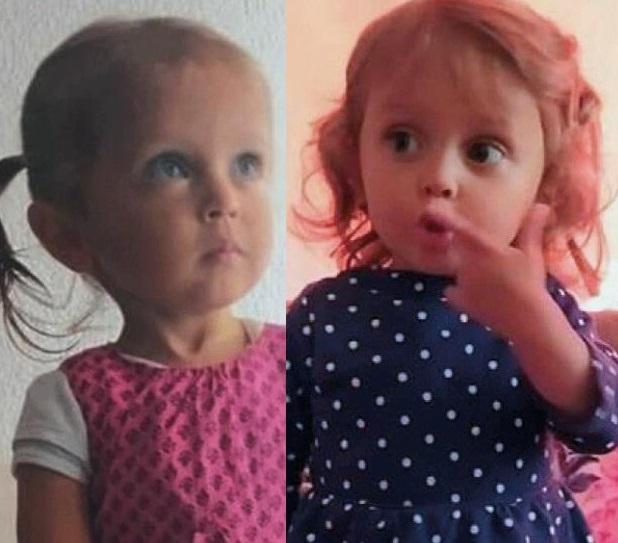 Emiten alerta para evitar que Sara Sofía sea sacada del país