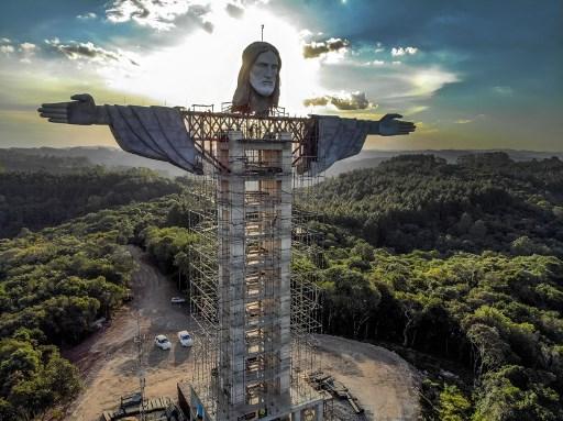 Brasil tendrá un nuevo Cristo gigante, más alto que el de Río de Janeiro