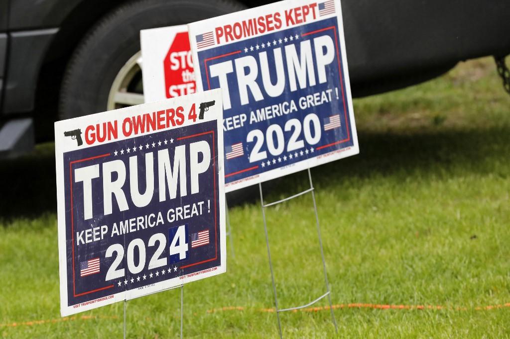 Trump fija su mira en una nueva  candidatura para 2024