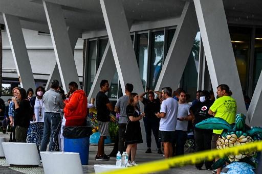 Seis colombianos vivían en el edificio que se derrumbó en Miami