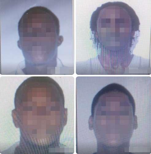 Cuatro de 'Los Espartanos' a la cárcel por extorsión