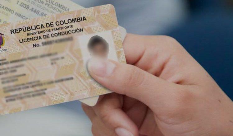 licencia de conducción