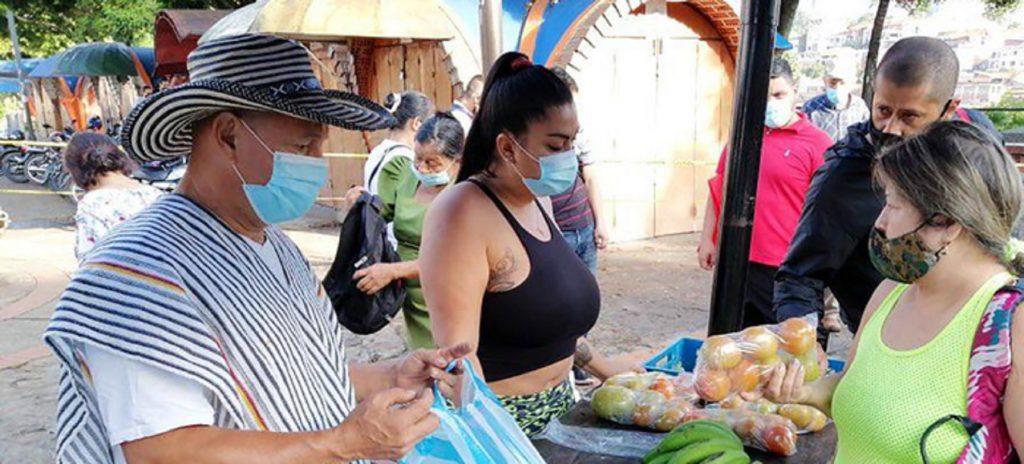 Mercados Campesinos vuelven a Cali este fin de semana