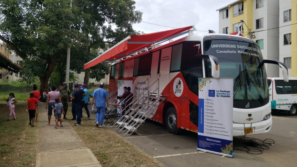 'Chi-paz-ya' llegó al barrio El Rodeo de Jamundí